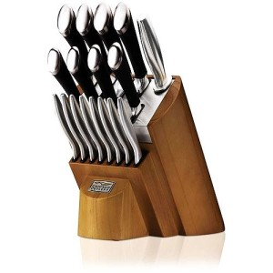 Chicago Cutlery Fusion 18 Piece Knife Set