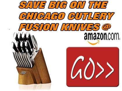 Chicago Cutlery Fusion Knives