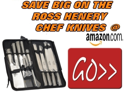 Ross Henery Chef Knives